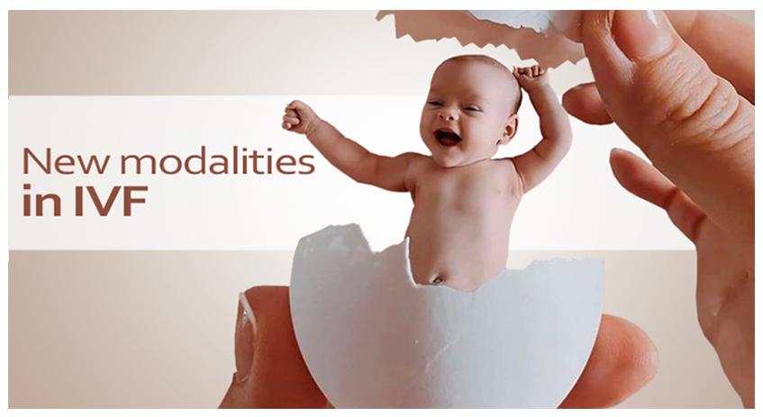 New modalities in IVF
