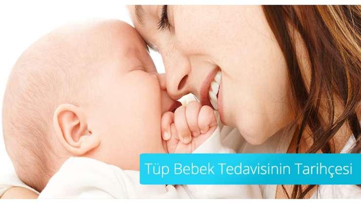 Tüp Bebek Tedavisinin Tarihçesi