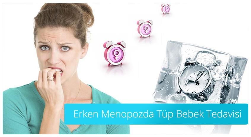Erken Menopozda Tüp Bebek Tedavisi