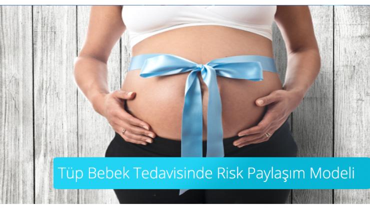 Tüp Bebek'te Risk Paylaşım Modeli