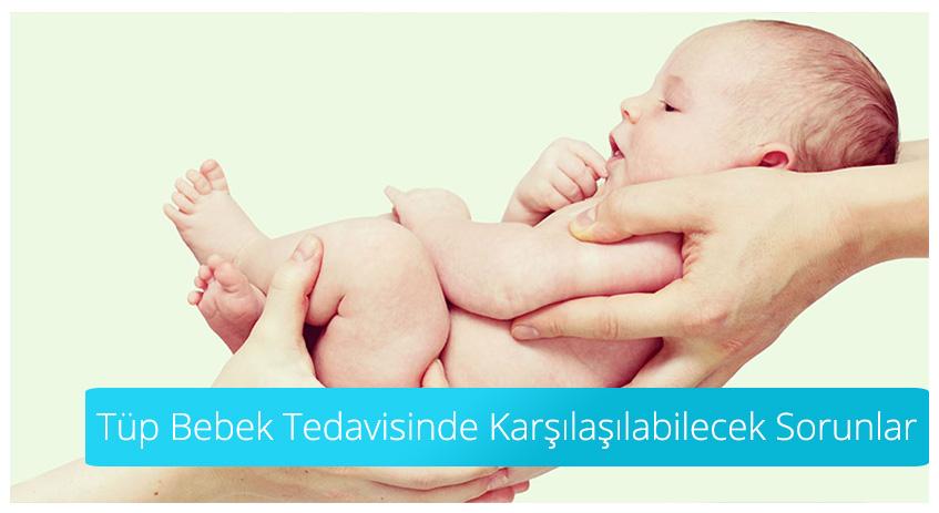 Tüp Bebek Tedavisi Sırasında Karşılaşılabilecek Sorunlar